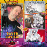 David Harrigan (cancelled for work)