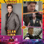Sean Kanan (Cancelled by airline)