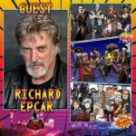 Richard Epcar (Cancelled by airline)